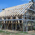 Fachwerksanierung Holzbau Feuerfeil