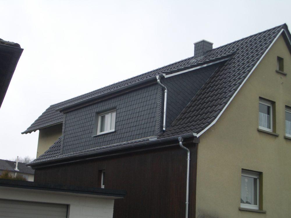 Dachsanierung Holzbau Feuerfeil